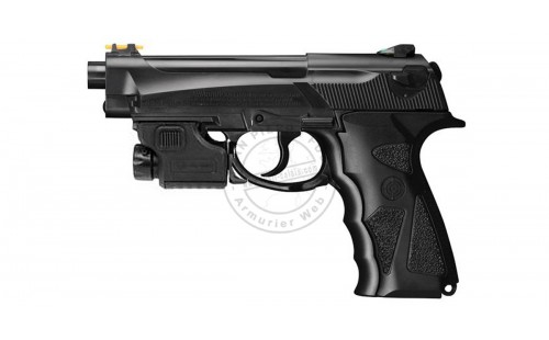 Pistolet CO2 4,5 mm CROSMAN C31 TACTICAL (3,85 joules0